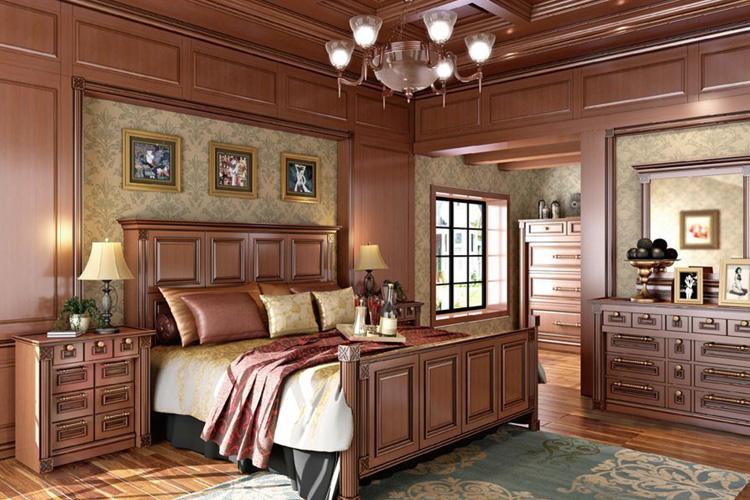 盘锦法式卧室