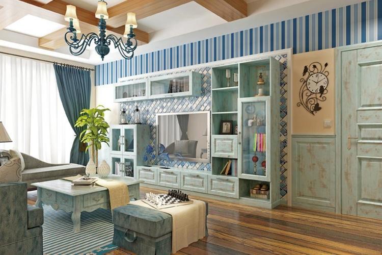 鞍山法式客厅