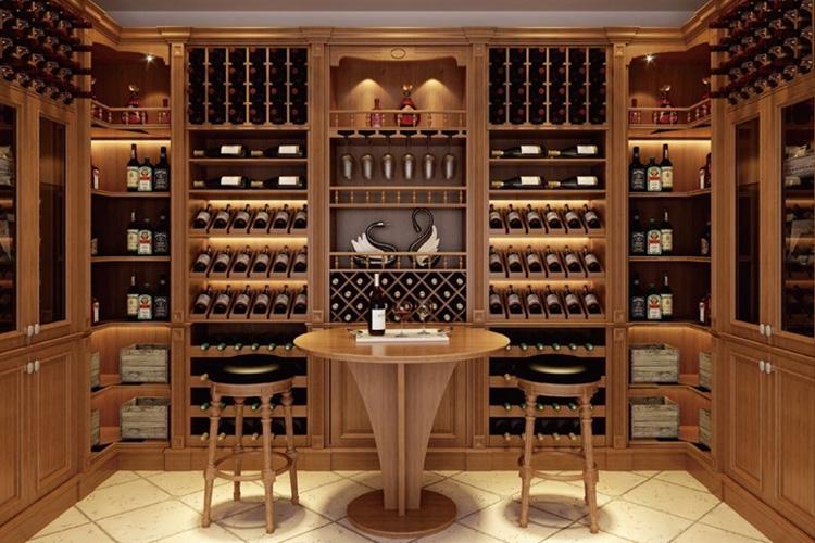 鞍山法式酒柜